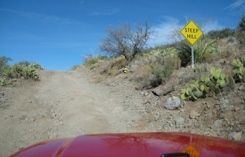 Hassayampa River Jeep Trail