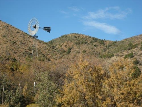 Hassayampa River Windmill